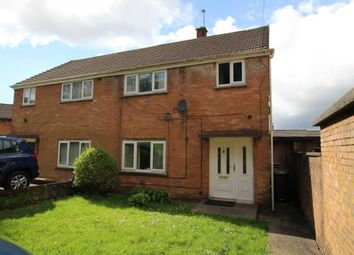 Thumbnail 3 bed semi-detached house for sale in Pepys Crescent, Llanrumney, Cardiff