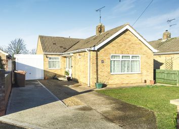 Thumbnail 3 bedroom detached bungalow for sale in Ellwood Avenue, Stanground, Peterborough