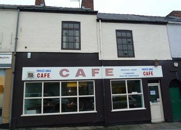 Thumbnail Commercial property for sale in Phyll's Grill, 395-397, Sheffield Road, Whittington Moor, Chesterfield
