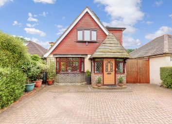 Thumbnail 3 bed detached house for sale in Woodmansterne Lane, Banstead