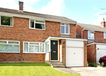 Thumbnail 3 bed semi-detached house for sale in Bingley Close, Alton, Hampshire