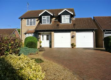 Thumbnail 4 bed detached house for sale in Vermont Grove, Peterborough, Peterborough