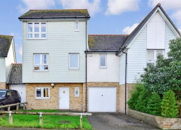 3 bed link-detached house for sale in Dunlin Drive, St. Marys Island, Chatham, Kent ME4