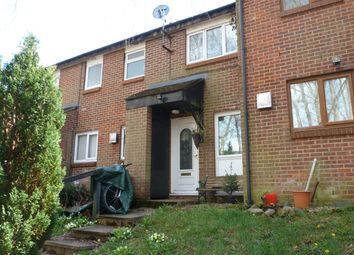 Thumbnail 1 bed terraced house to rent in Bishopstone Walk, Pease Pottage, Crawley