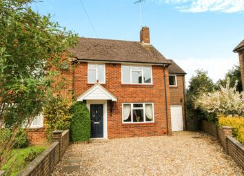 Thumbnail 4 bed semi-detached house for sale in Furzefield Road, Horsham