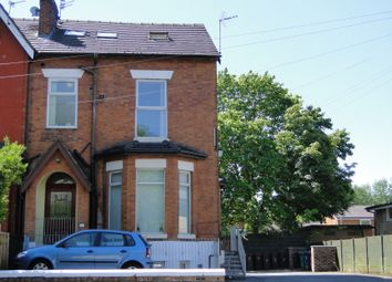 Thumbnail 3 bed flat to rent in Wilbraham Road, Fallowfield