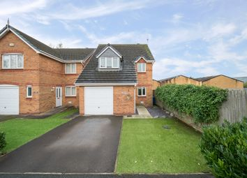 Thumbnail 3 bed detached house for sale in Edgewood Close, Widnes