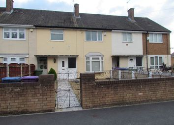 Thumbnail 4 bed terraced house to rent in Dragon Close, Croxteth, Liverpool