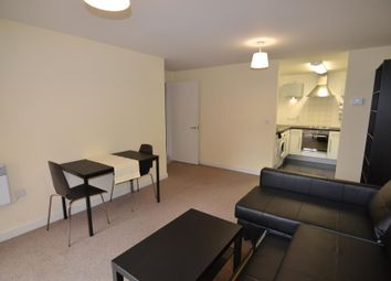Thumbnail 1 bedroom flat to rent in Burford Wharf, London