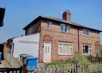 Thumbnail 2 bed semi-detached house for sale in Broadbent Avenue, Latchford, Warrington