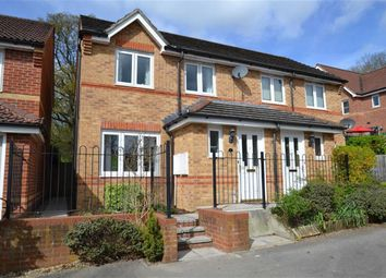 Thumbnail 2 bed semi-detached house for sale in Edgehill Close, Newbury, Berkshire