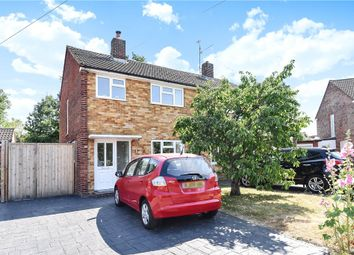 3 bed semi-detached house for sale in Rochester Avenue, Woodley, Reading RG5
