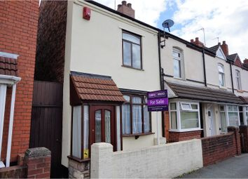 Thumbnail 3 bedroom end terrace house for sale in Wood End Road, Wolverhampton