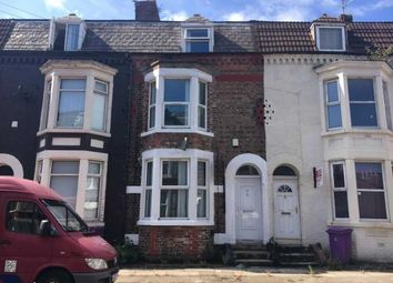 Thumbnail 4 bed terraced house for sale in Preston Grove, Anfield, Liverpool