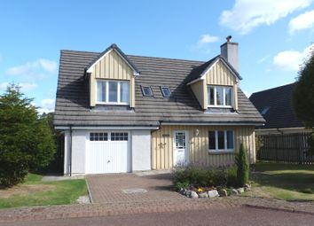 Thumbnail 4 bed detached house for sale in Mitchell Road, Aviemore