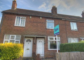 Thumbnail 2 bed terraced house for sale in Campion Street, Arnold, Nottingham
