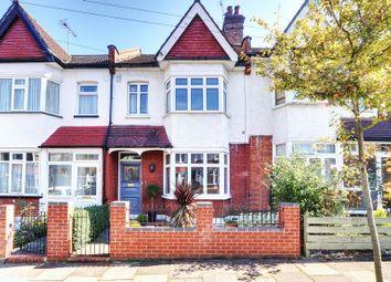 Thumbnail 3 bed terraced house for sale in Rutland Road, Harrow