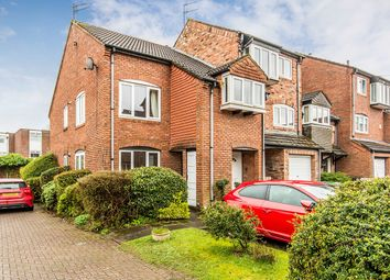 Thumbnail 3 bed flat for sale in Kensington Court, Wilmslow