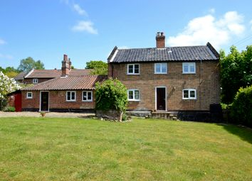Thumbnail 3 bed cottage for sale in Postwick, Norwich, Norfolk