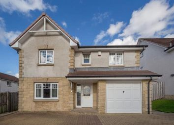 Thumbnail 4 bedroom detached house for sale in Ashlar Avenue, Carrickstone, Cumbernauld, North Lanarkshire