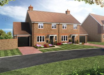 Thumbnail 3 bed semi-detached house for sale in Amlets Lane, Cranleigh