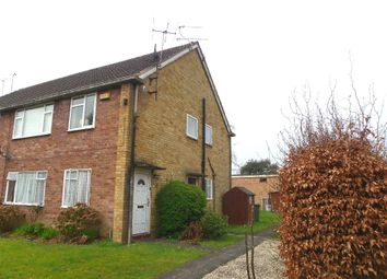 Thumbnail 2 bedroom maisonette to rent in Denton Close, Kenilworth, Warwickshire