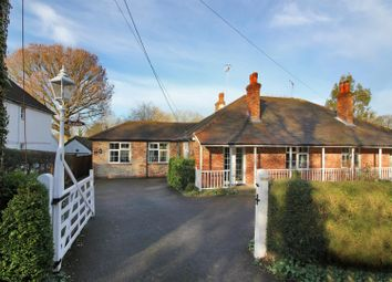 Thumbnail 3 bed semi-detached house for sale in Uckfield Lane, Hever, Edenbridge