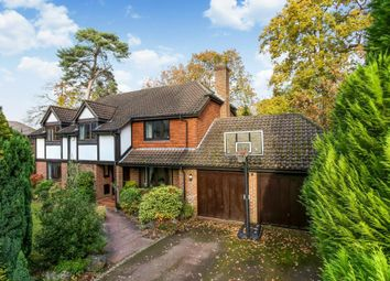 5 bed detached house for sale in The Burlings, Ascot SL5