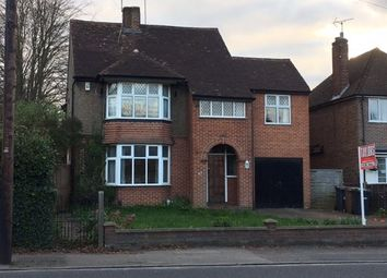 Thumbnail 4 bed detached house for sale in Oakley Road, Luton, Bedfordshire