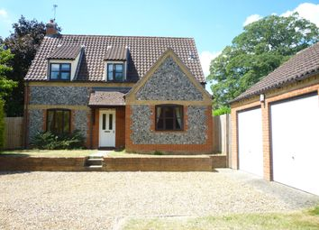 Thumbnail 3 bed property to rent in Rectory Gardens, Weeting, Brandon