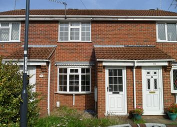 Thumbnail 2 bed terraced house to rent in Newbold Close, Chellaston, Derby