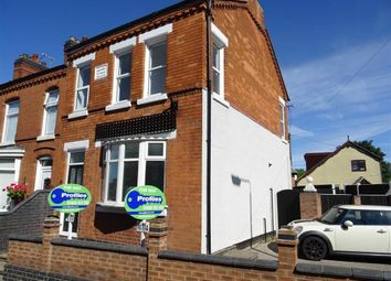 Thumbnail 2 bedroom flat for sale in Shilton Road, Barwell, Leicester