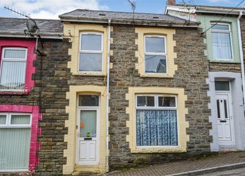 Thumbnail 3 bed terraced house for sale in Byron Street, Cwmaman, Aberdare, Mid Glamorgan