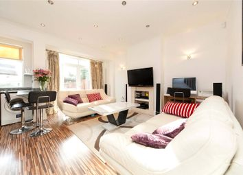 Thumbnail 4 bed detached house to rent in Crescent Rise, London