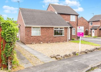 Thumbnail 1 bed semi-detached house for sale in Deanside Drive, Loughborough