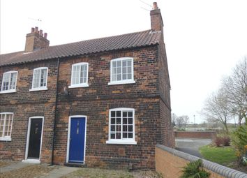 Thumbnail 2 bed end terrace house for sale in Redbourne Street, Scunthorpe