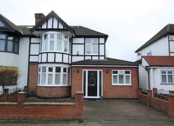Thumbnail 4 bed end terrace house for sale in Prestwood Avenue, Kenton