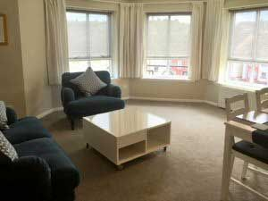 Thumbnail 2 bed flat to rent in Mcdonald Road, Edinburgh