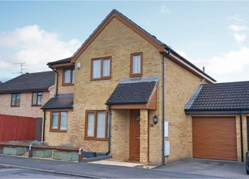 Thumbnail 4 bed link-detached house for sale in Bardsey Close, Royal Wootton Bassett