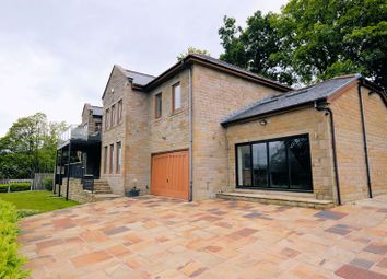 Thumbnail 6 bed detached house for sale in Worswick Green, Rawtenstall, Rossendale