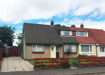 Thumbnail 3 bed semi-detached house for sale in Morar Crescent, Bishopbriggs, Glasgow