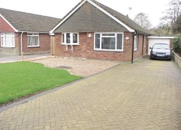Thumbnail 3 bed detached bungalow to rent in Weardale Road, Chandler's Ford, Eastleigh