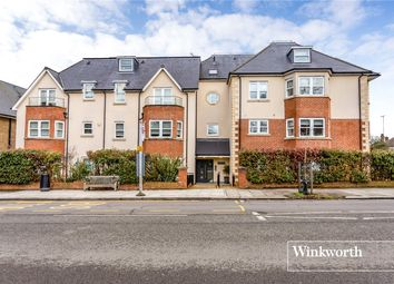 Thumbnail 2 bed flat for sale in Denver Court, 132 Hendon Lane, London