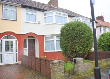 Thumbnail 3 bed terraced house for sale in Oaklands Avenue, London