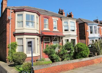 Thumbnail 3 bed semi-detached house for sale in Westwood Avenue, Middlesbrough