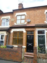 Thumbnail 2 bed terraced house to rent in Clarendon Park Road, Leicester