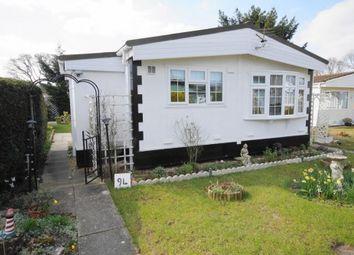 Thumbnail 3 bedroom detached house for sale in St. Leonards Farm Park, Ringwood Road, West Moors, Ferndown