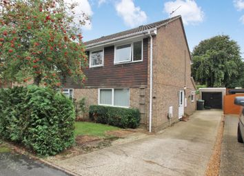 Thumbnail 3 bed semi-detached house for sale in Highland Drive, Oakley