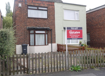 Thumbnail 2 bed semi-detached house to rent in Colwall Avenue, Hull