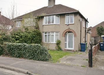 Thumbnail 4 bed semi-detached house to rent in Hugh Allen Crescent, Headington, Oxford